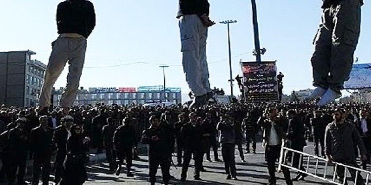 İran'da yolsuzluğun cezası idam