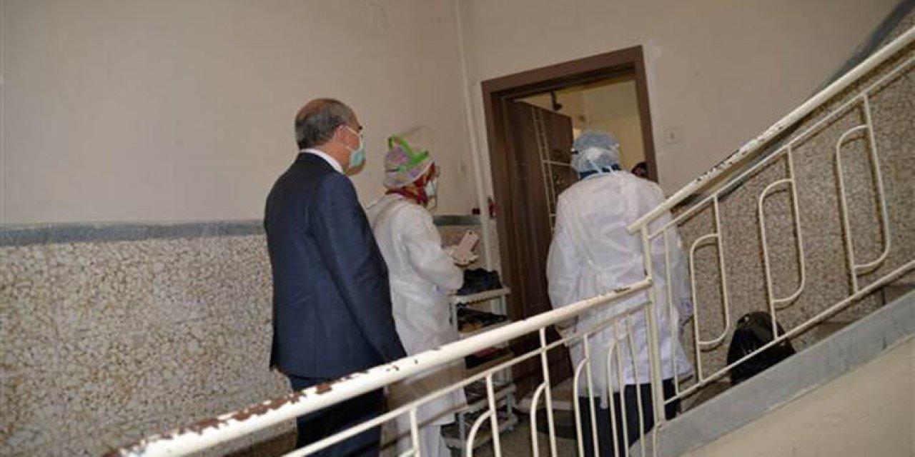 Konya'da Filyasyon Ekibi Kaç Kişi Çalışıyor