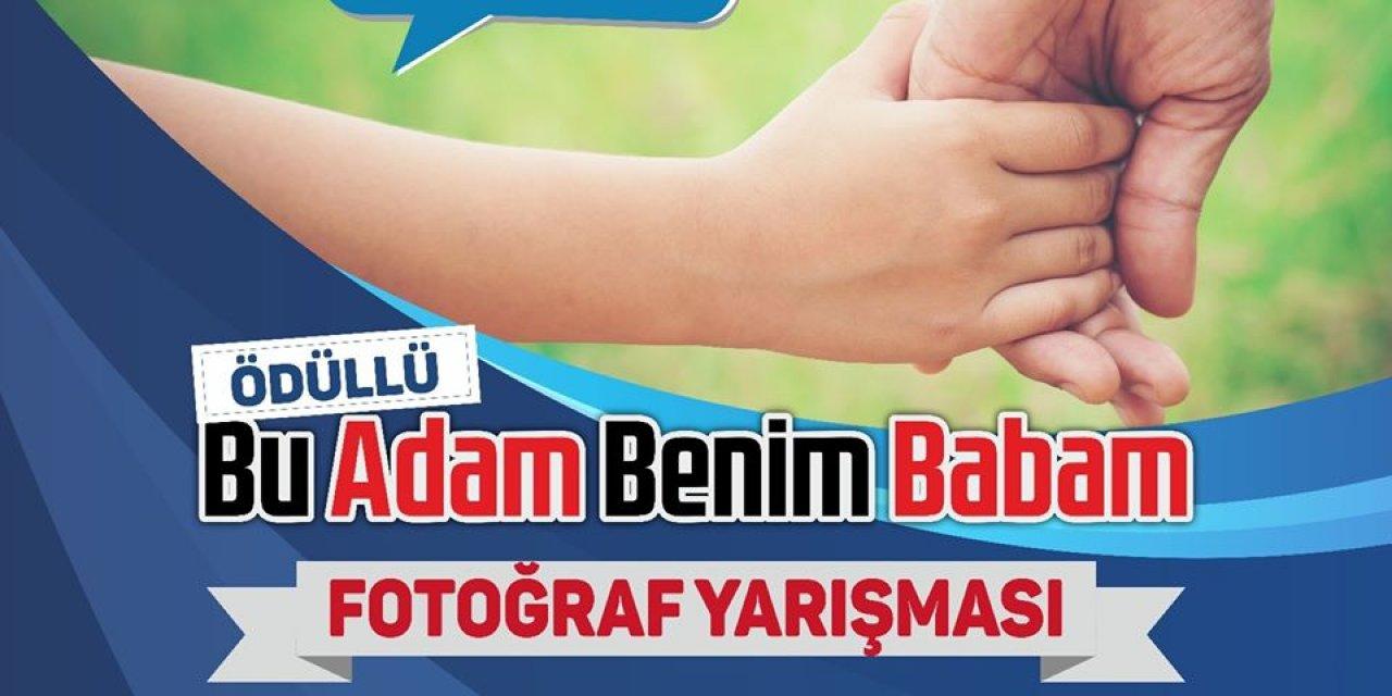 Beyşehir'de Babalar Günü İçin Fotoğraf Yarışması Düzenlendi