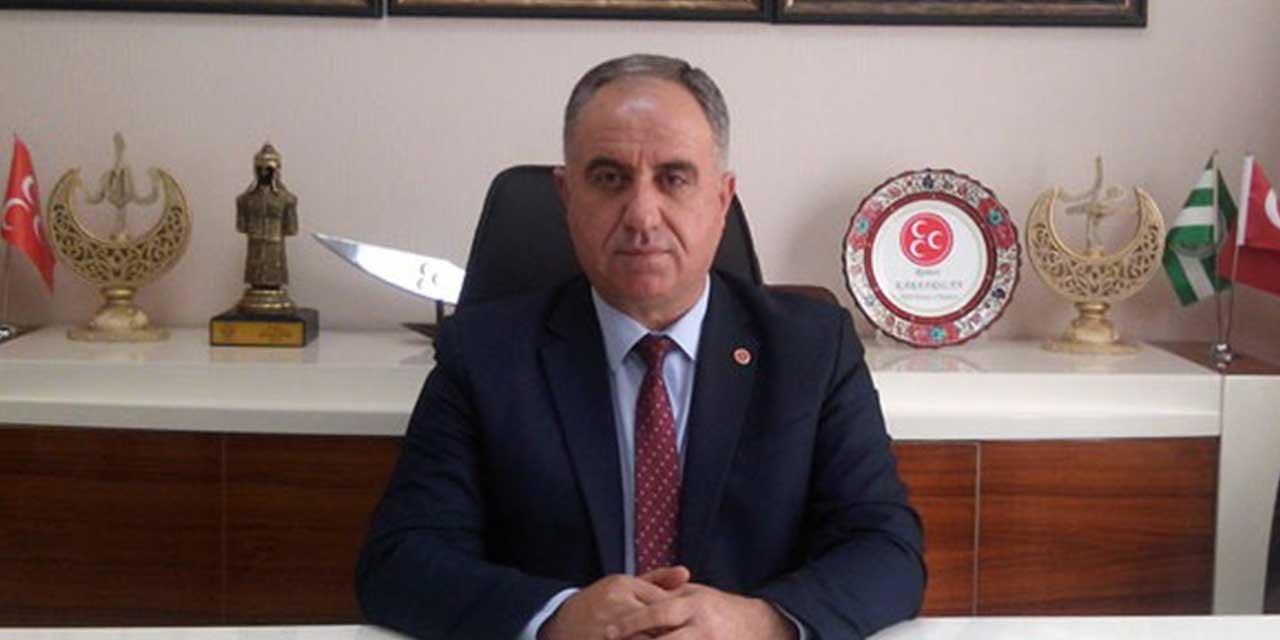 MHP Konya İl Başkanı Karaarslan'dan bayram mesajı