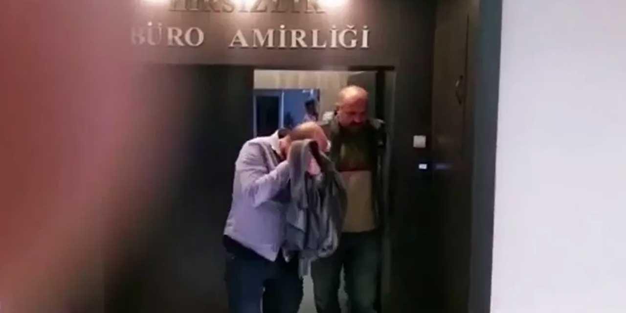 Ankara'da Yakalanan Hırsızın Banka Hesabın 5 Milyon TL Çıktı