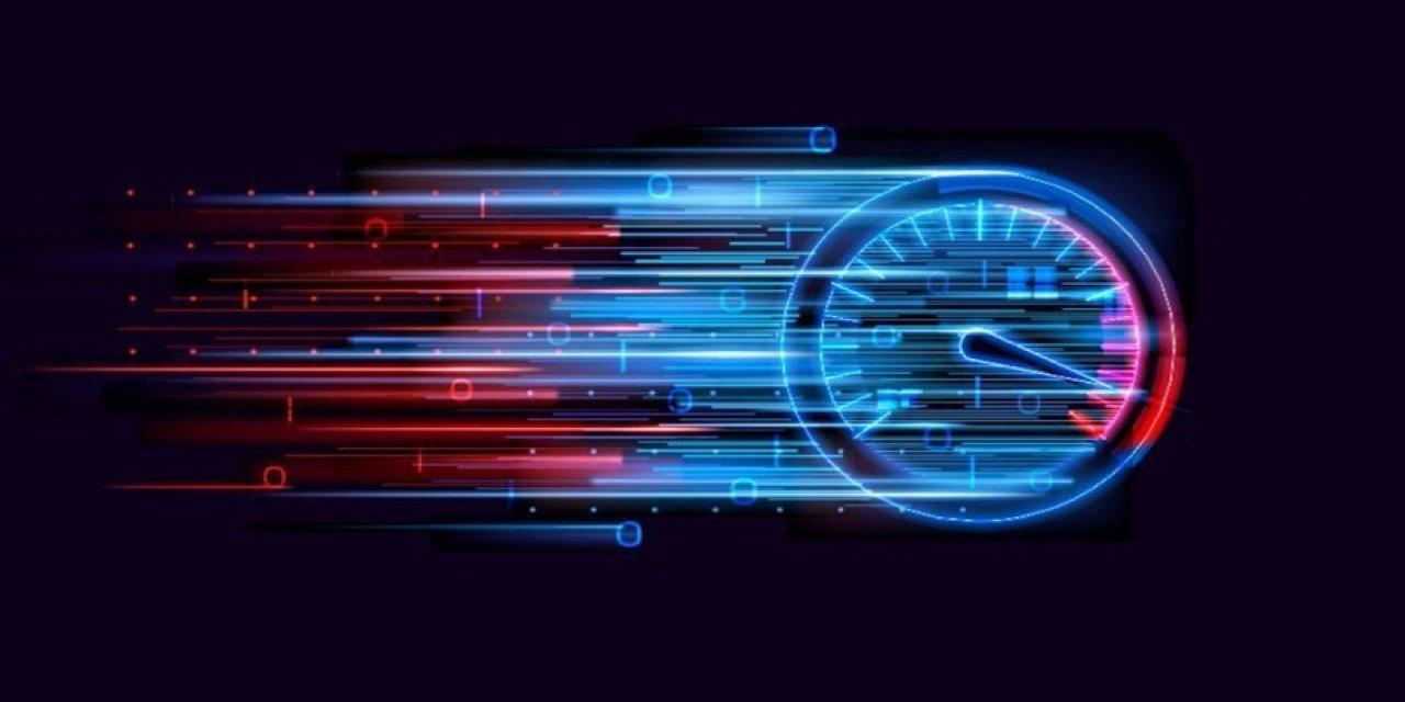 İnternet hızı denemesi rekor kırdı!