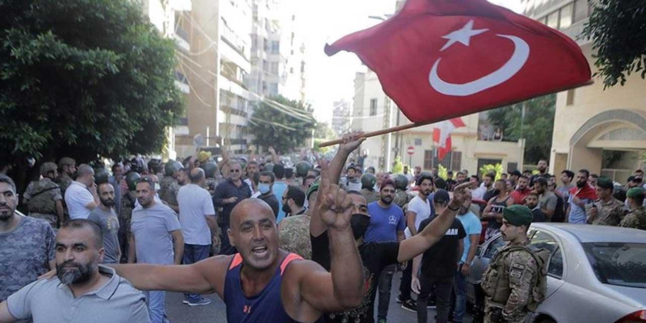 Ermeni Asıllı Sunucu Türkiye'ye Hakaret Edince Lübnan Karıştı