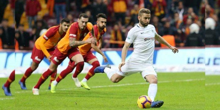 Konyaspor penaltı zengini çıktı