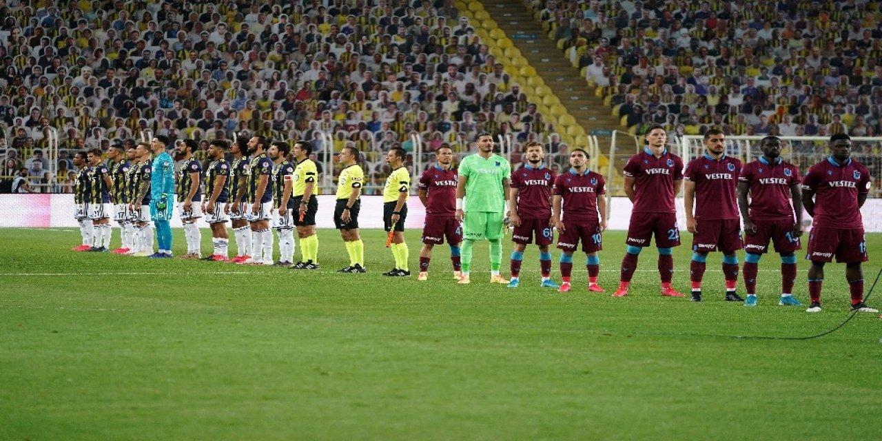 23 yıldır kaybetmeyen Fenerbahçe Trabzonspor'a yenildi