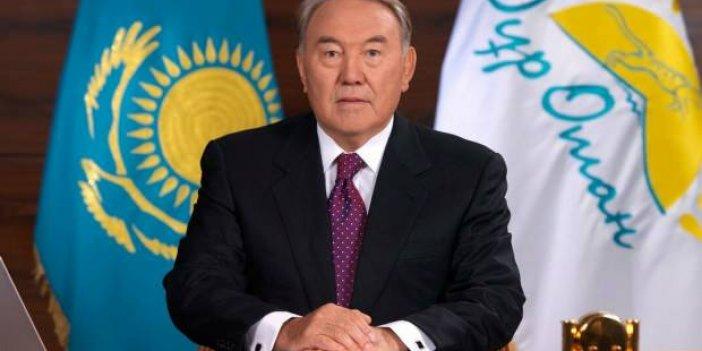 Kazakistan eski cumhurbaşkanı koronavirüse yakalandı
