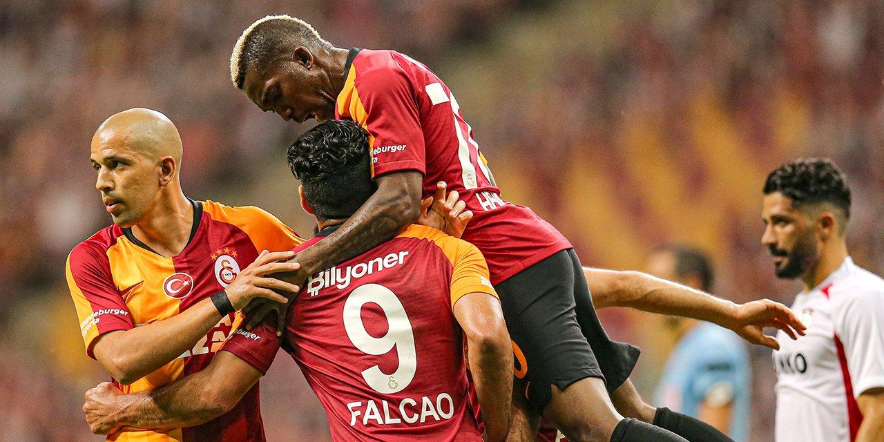 Terim Gaziantep FK maçında 5 değişiklik hakkını da kullandı