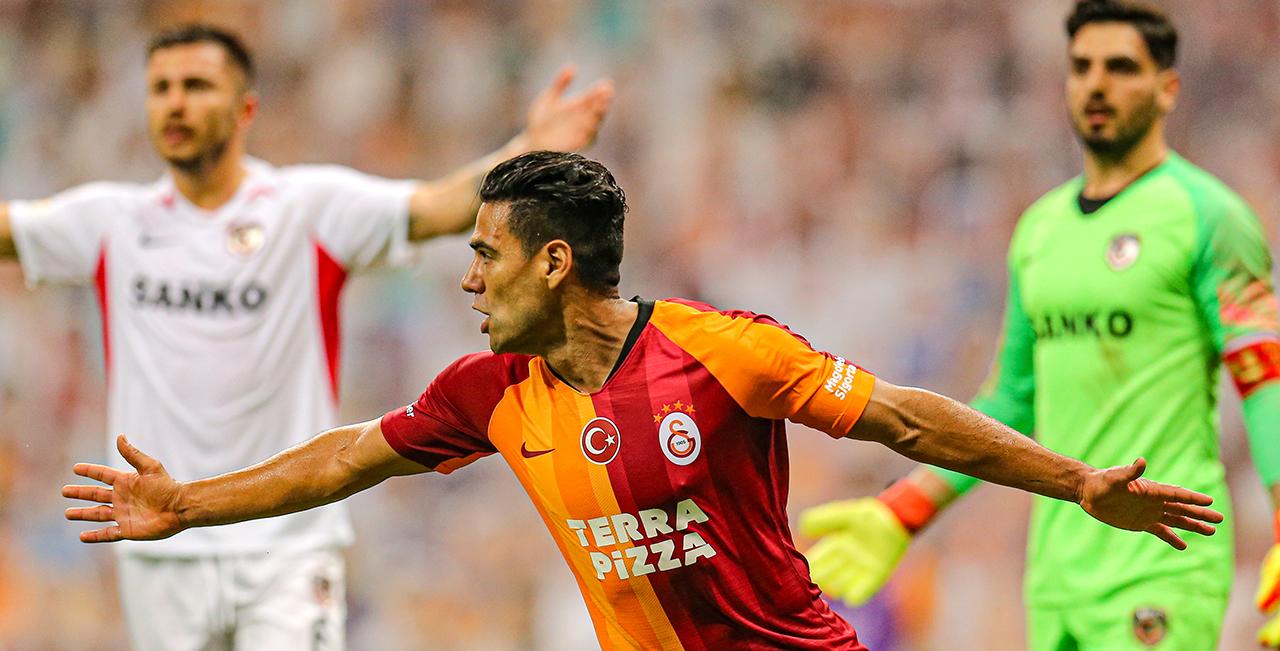Galatasaray 3 - Gaziantep FK 3