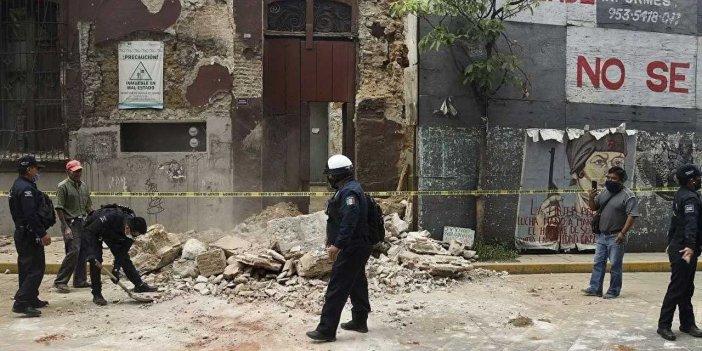 Meksika'da 7,5 Büyüklüğünde Deprem Meydana Geldi