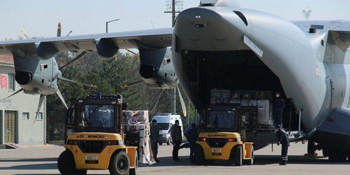 Türkiye'den Filistin'e 5 milyon dolar yardım resmileşti