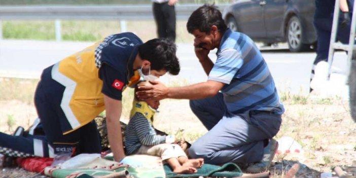 Konya'da katliam gibi kaza! 6 kişi yaşamını yitirdi
