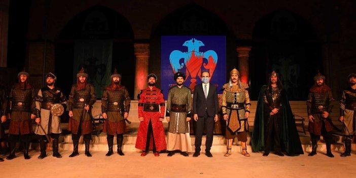 Konya'nın Başşehir oluşunun 923. Yılı kutlandı