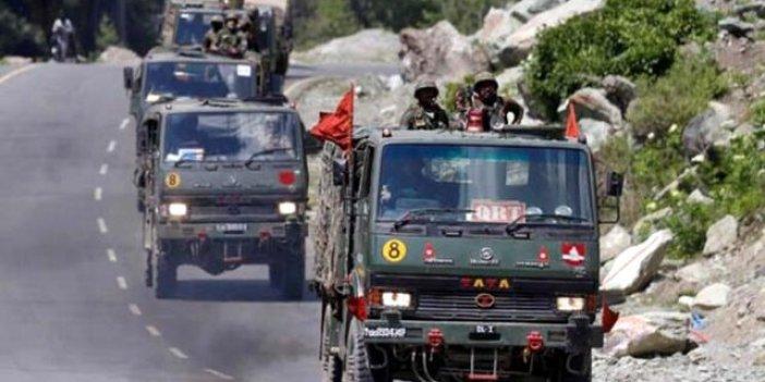 Çin ve Hindistan arasında bir kıvılcım savaşa neden olacak