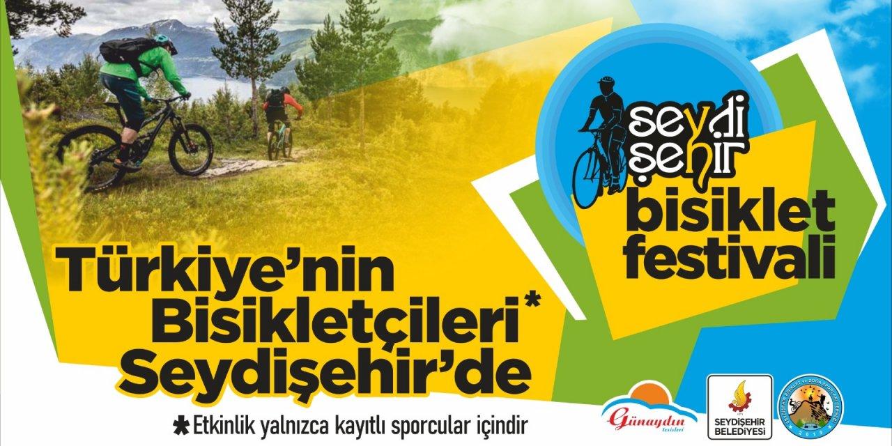 Bisiklet festivali gün sayıyor