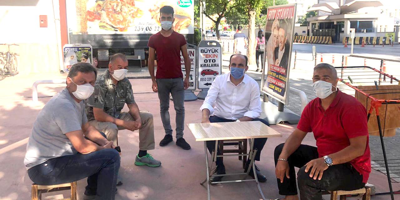 Altay: Korünavirüs sürecinde Konyalılarla buluşmayı özledik