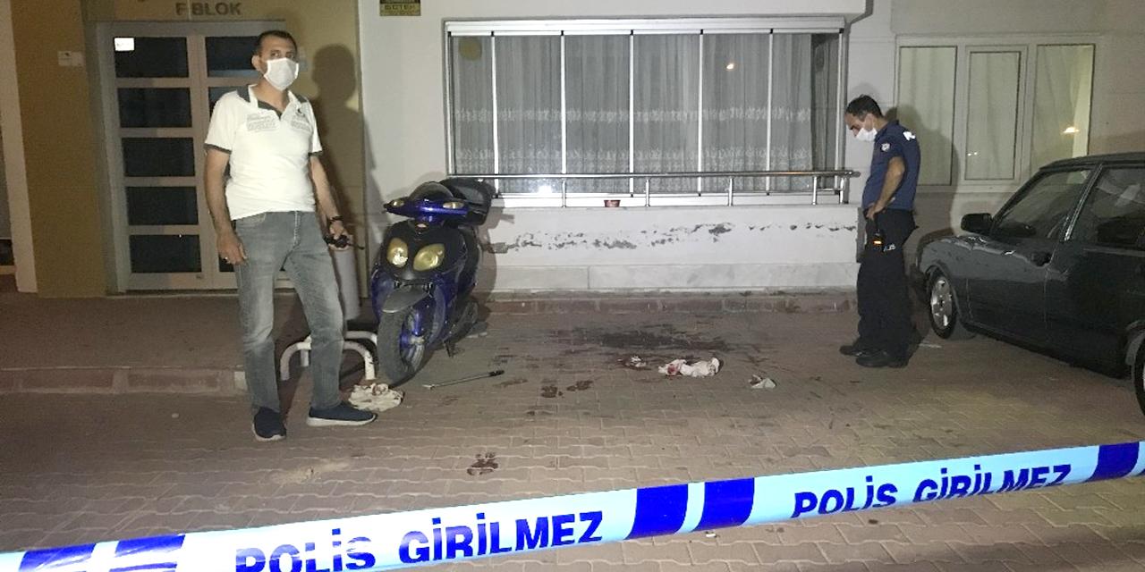 Kız arkadaşının babasıyla görüşmeye silahla giden 15 yaşındaki genç iki kişiyi yaraladı