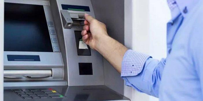 ATM'yi kullanacaklar dikkat! İşte yeni düzenlemeler
