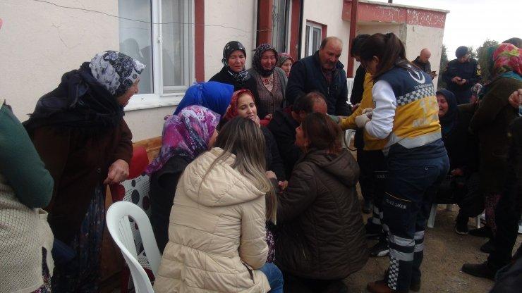 İdlib'de şehit olan Uzman Çavuş Osman Ak'ın ailesine acı haber verildi