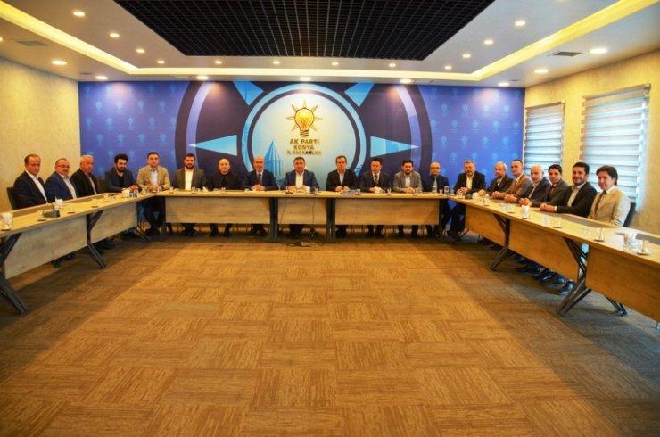 AK Parti'de 5 ilçe başkan adayı belli oldu