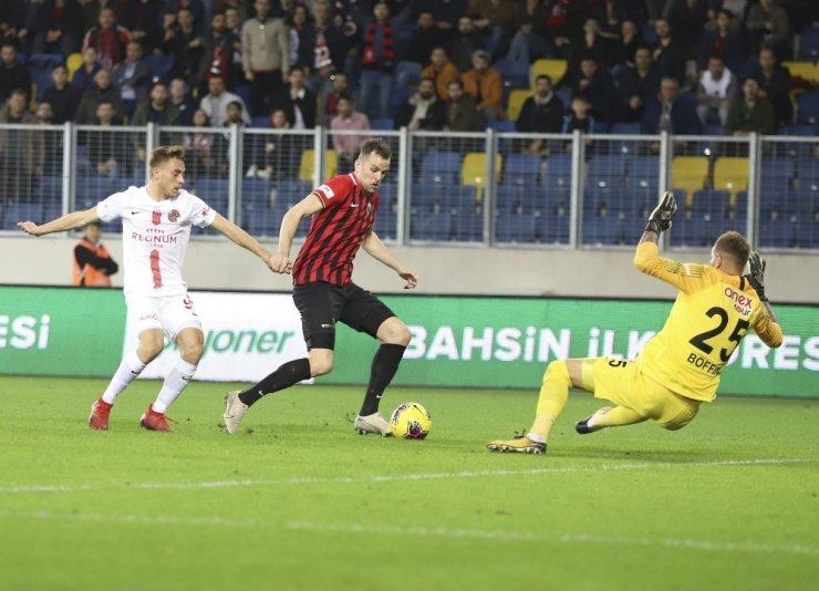 Süper Lig: Gençlerbirliği: 1 - Antalyaspor: 1 (Maç sonucu)