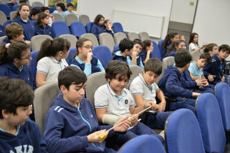 'Okçuluk' öğrencilerle buluştu