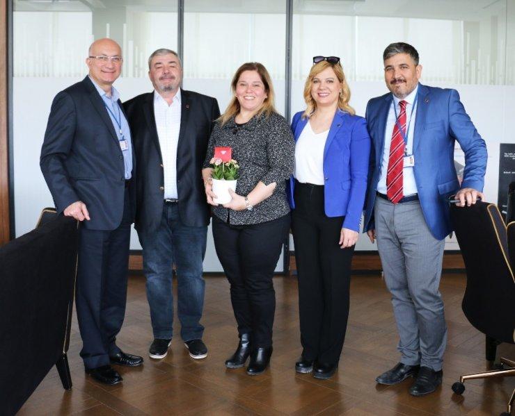Çerkezköy TSO, ekonomiye güç katan kadınlarla buluştu