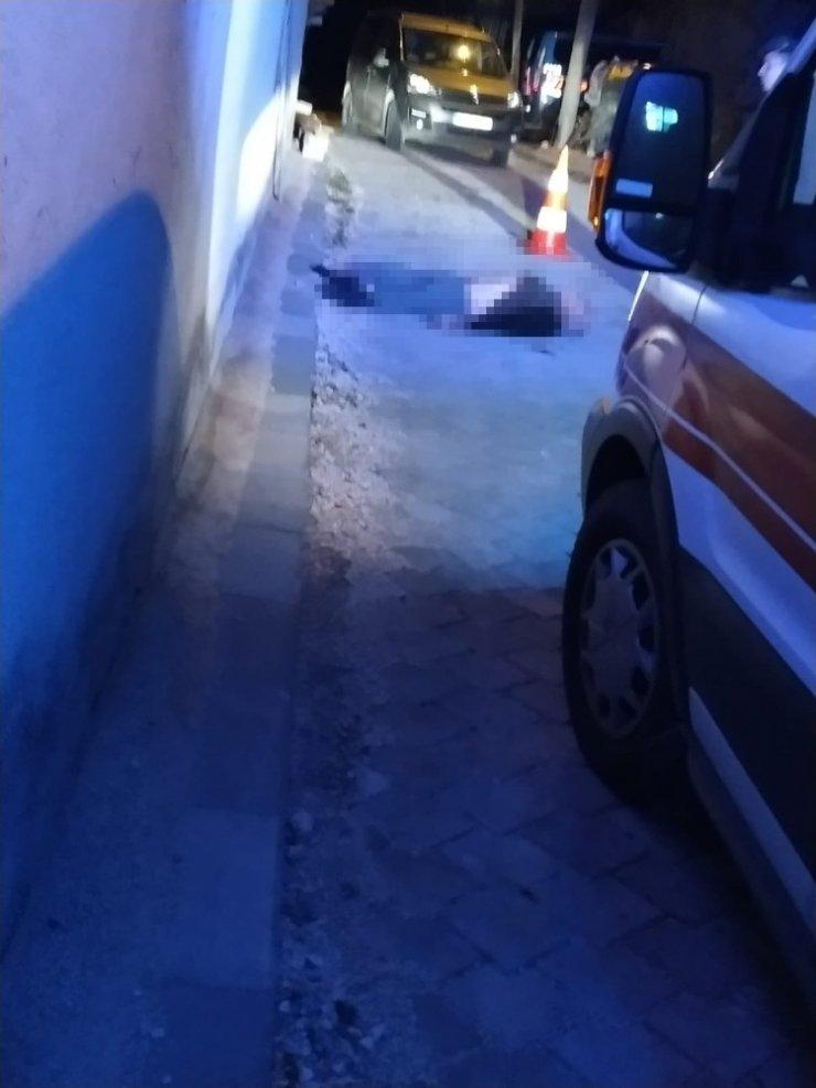Denizli'de 2. katın penceresinden düşen yaşlı adam hayatını kaybetti