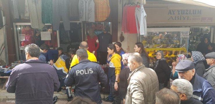 İzmir'de eski koca dehşeti