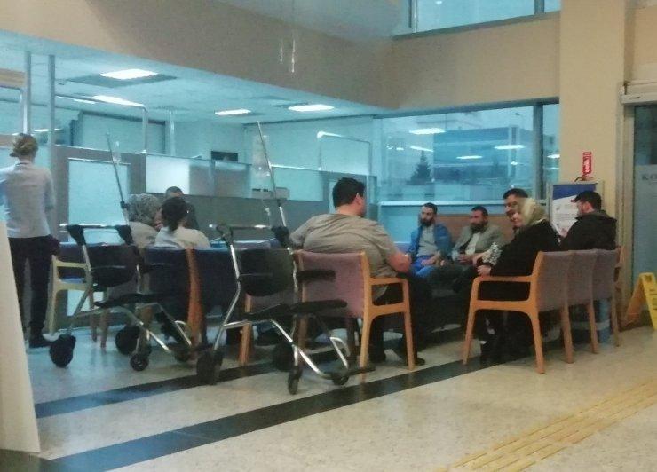 Kocaeli'de gıda zehirlenmesi şüphesiyle 66 işçi hastanelik oldu