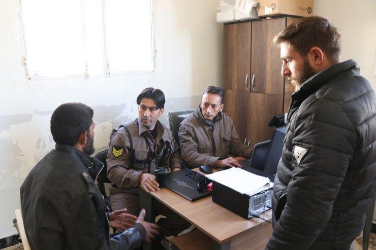 Terörden arındırılan Tel Abyad'da adliye binası hizmete açıldı