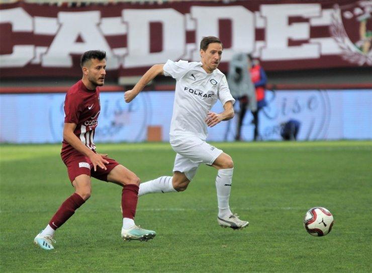 TFF 1. Lig: Altay: 2 - Hatayspor: 1
