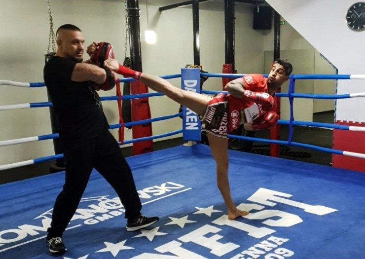 Vahit İpek dünya şampiyonluğu için ringe çıkacak