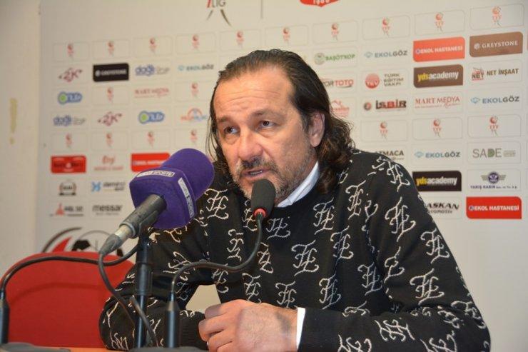 Balıkesirspor - Bursaspor maçının ardından