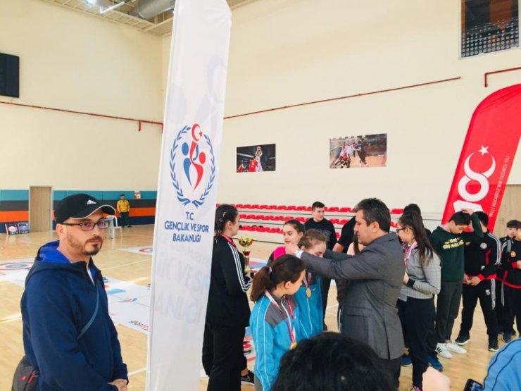 Zonguldak'ı Samsun il müsabakalarında temsil edecekler
