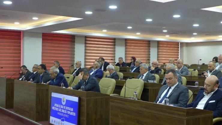 KUTO, Nazilli'deki güç birliği toplantısına katıldı