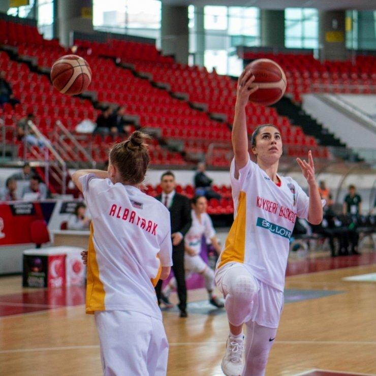 Bellona Kayseri, Mersin Yenişehir Belediye maçına hazırlanıyor