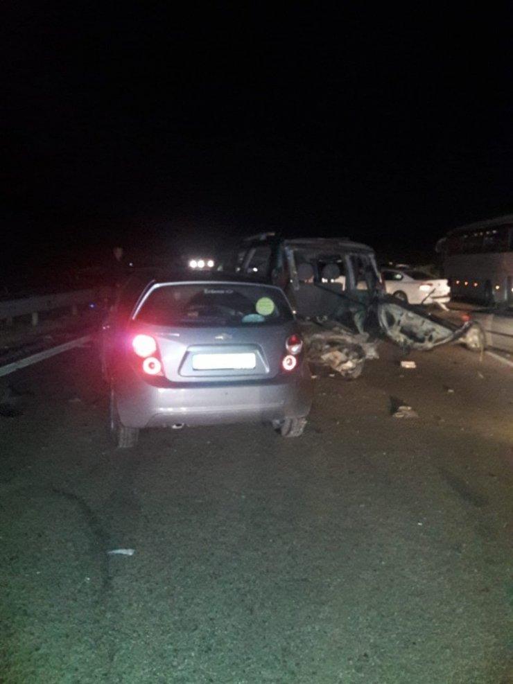Bursa'da lastik değiştiren sürücüye çarparak ölümüne sebep olan alkollü ve ehliyetsiz sürücü aslî kusurlu bulundu