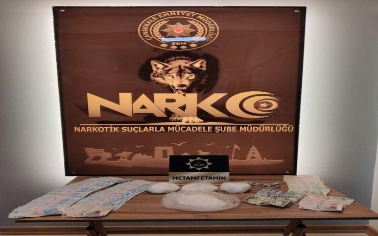 Çanakkale'de uyuşturucu operasyonu: 6 gözaltı
