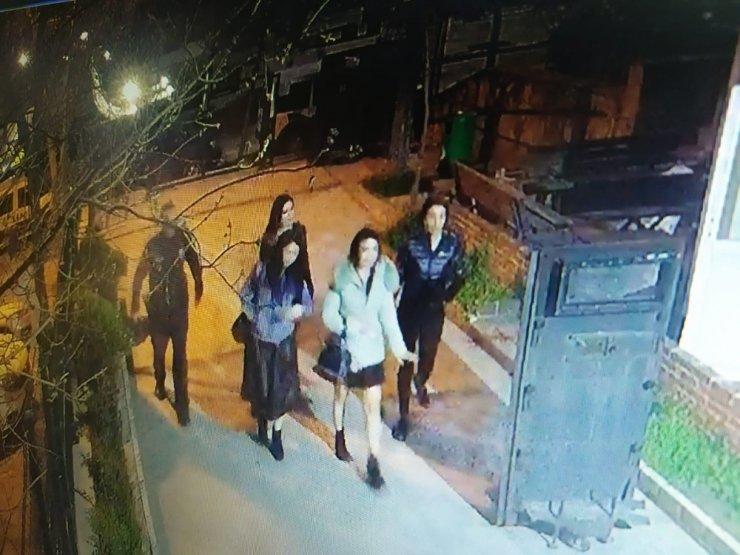 Çalışma izni olmayan 8 oryantale Keşan'da gözaltı
