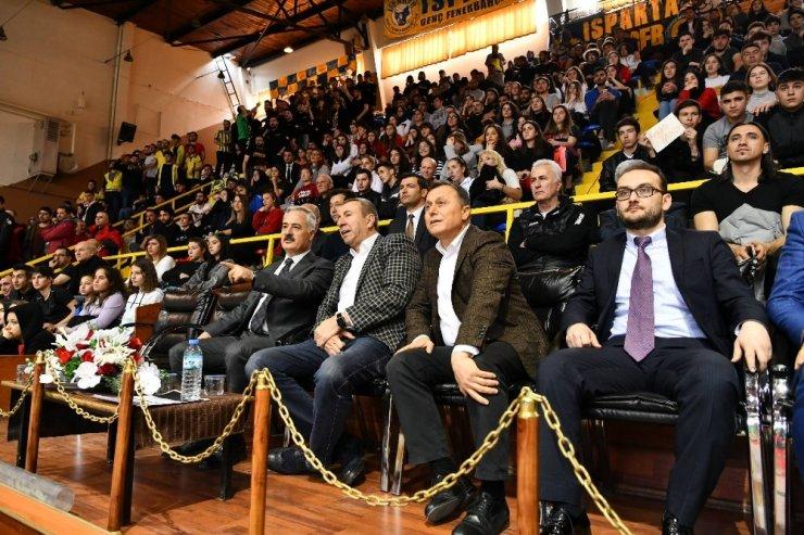 Isparta UNİGFB'den Fenerbahçe'ye büyük destek
