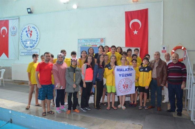 ANALİG yüzme yarışları