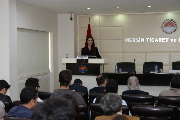 MTSO üyelerine dijital dönüşümün sunduğu fırsatlar anlatıldı