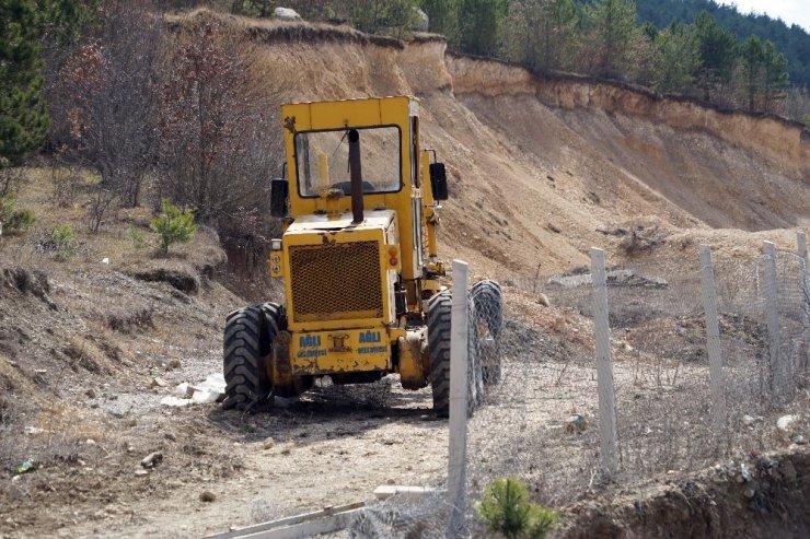 Kastamonu'da iş makinesi kazası: 1 ölü