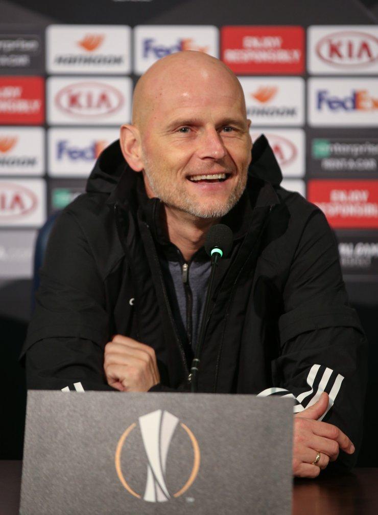 Medipol Başakşehir-Kopenhag maçına doğru