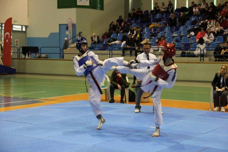 Muğla'da Liselerarası Türkiye Taekwondo Grup Müsabakaları yapıldı