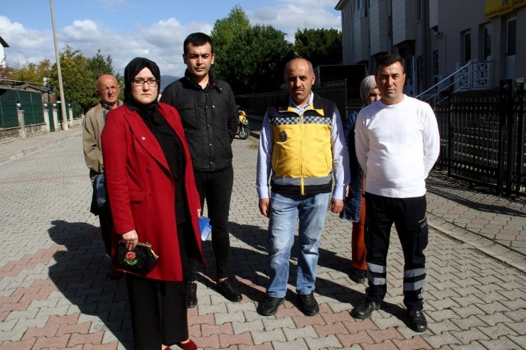 Fethiye'de sağlık çalışanlarını darba 3 bin 740 lira ceza