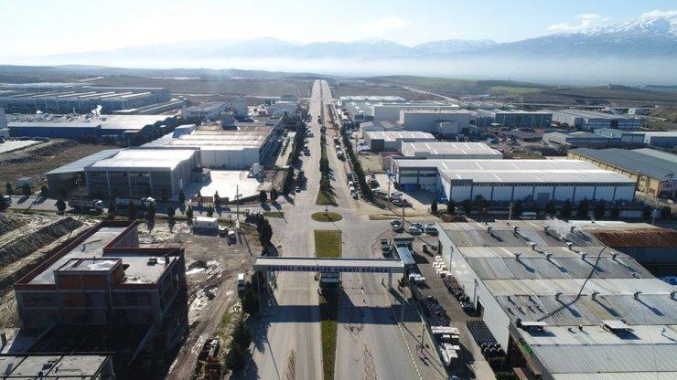 Salihli OSB'de istihdam rekoru kırıldı