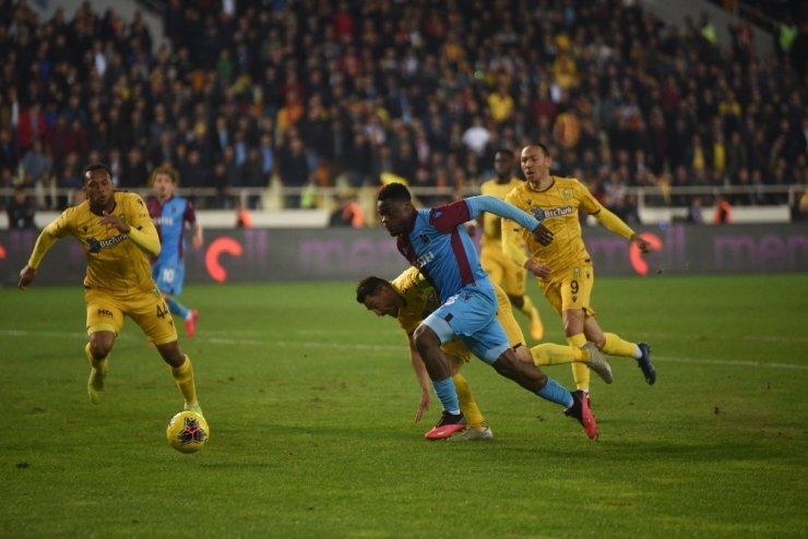 Süper Lig: Yeni Malatyaspor: 1 - Trabzonspor: 3 (Maç sonucu)