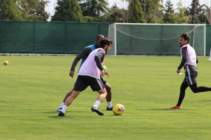 Denizlispor, Gençlerbirliği maçı hazırlıklarına devam etti