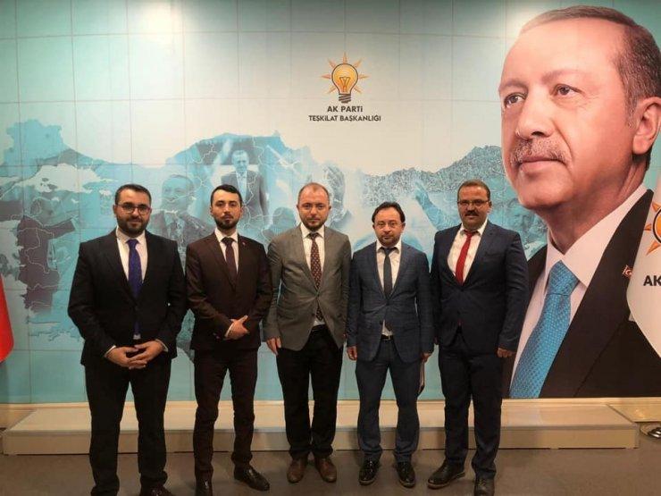 AK Parti Osmaneli İlçe Başkanı belli oldu